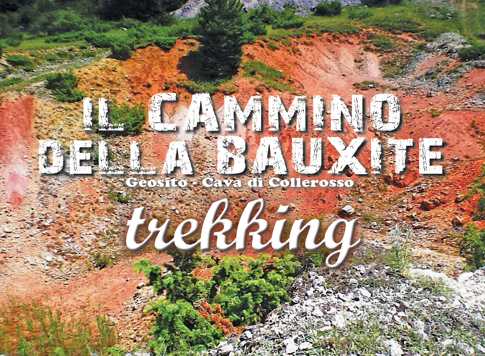 Il cammino della bauxite
